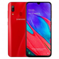 Телефон Samsung Galaxy A40 4/64GB (2019) (Красный)