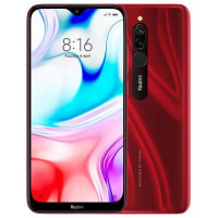 Телефон Xiaomi Redmi 8 4Gb+64Gb (Красный) Global Version
