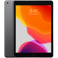 Планшет Apple iPad 10.2 (2019) Wi-Fi 32Gb Space gray