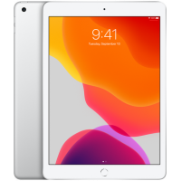 Планшет Apple iPad 2019 32Gb Wi-Fi + Cellular Silver MW6C2 Серебристый